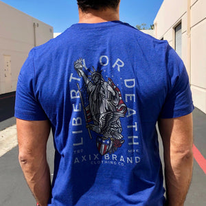 Liberty or Death - AXIX Clothing Co. - Veteran Owned Lifestyle Brand