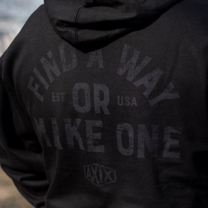 Blackout Hoodie - AXIX Clothing Co. - Veteran Owned Lifestyle Brand