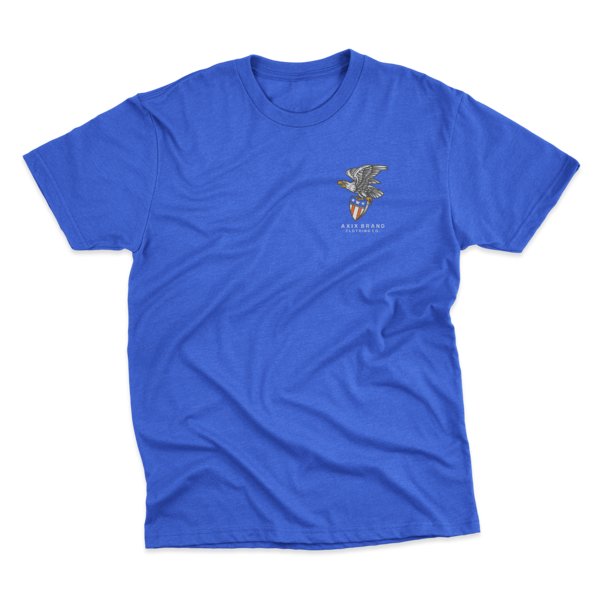Liberty or Death - Royal Blue T