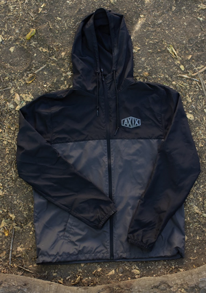 Explorer Windbreaker - Black/Graphite