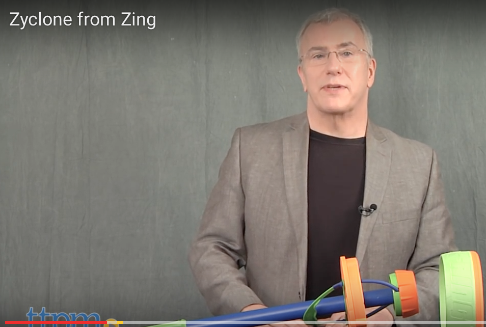 Why does Chris Byrne love Zyclone?