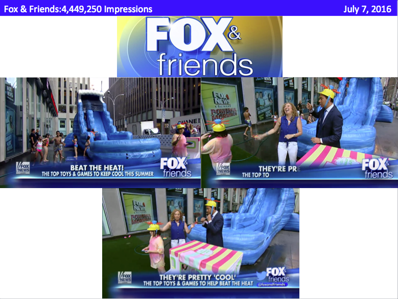 Fox Flash: Top summer toys and games