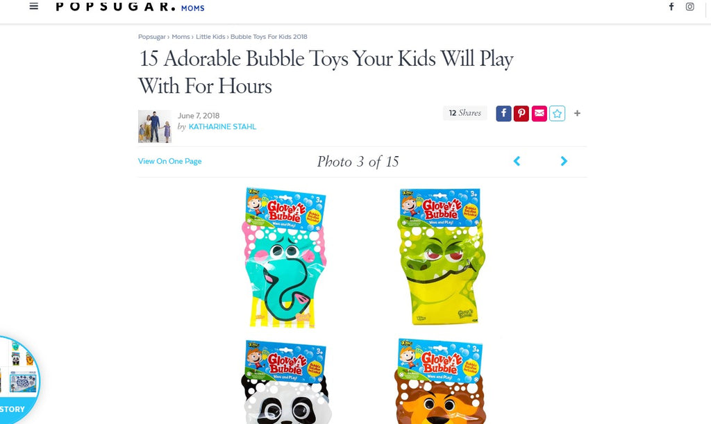 Bubble Toys Your Kids Will Play With For Hours