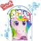 Glove-A-Bubble 4 pack - 1 Rainbow Unicorn, 1 Mermaid, 1 Sloth , 1 Triceratops