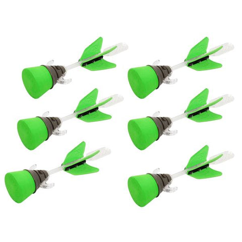 Green Firetek Crossbow Arrows Refill