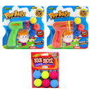 Zing Pop Ballz - Pack of 2 with Ammo Refill