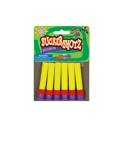 Sport Toys - Sucker Shotz (Stikem Bow Refill Pack)