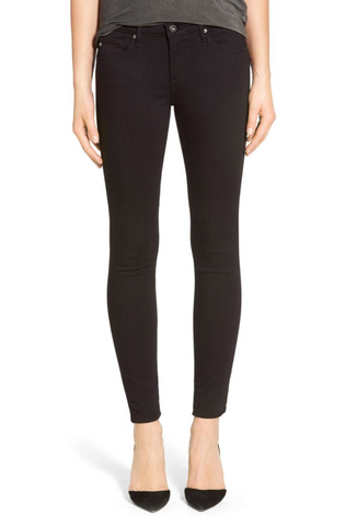 Super Skinny Legging Ankle - Super Black