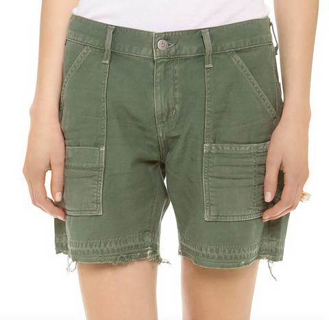 Citizens Leah Short - Fatigue Green