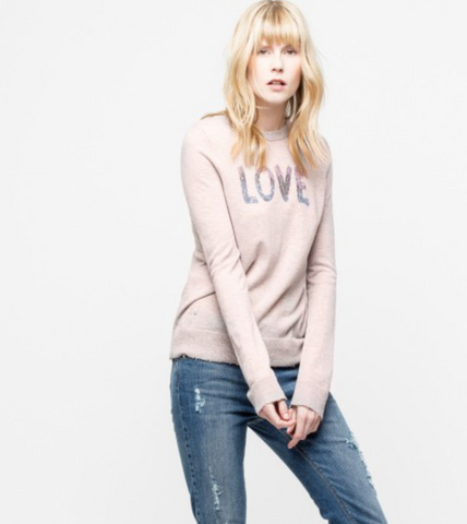Zadig & Voltaire - Miss Bis - Mother of Pearl - 50% off