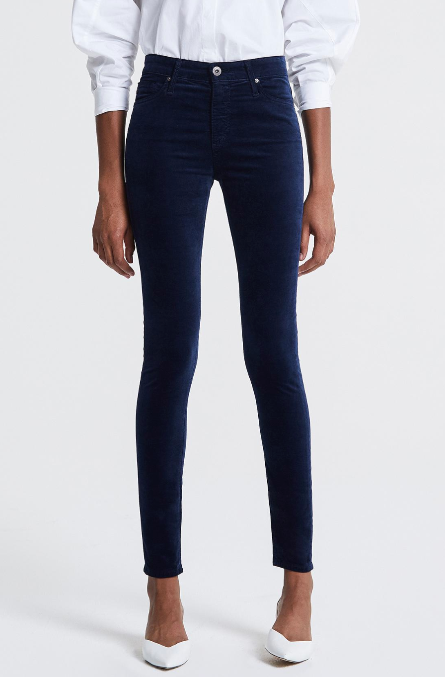 Farrah Skinny - Blue Night Velvet