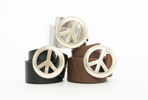 Lynn Tallerico - Peace Belt