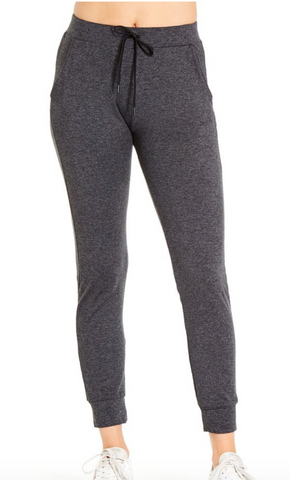 Jazmin Jogger - Train like a Girl - Charcoal