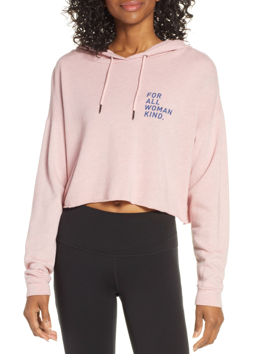 For All Women Kind - THE ANYA CROP