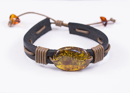 Introducing our Baltic Amber range for men at Amber Tree