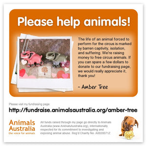 Help Amber Tree free the circus animals