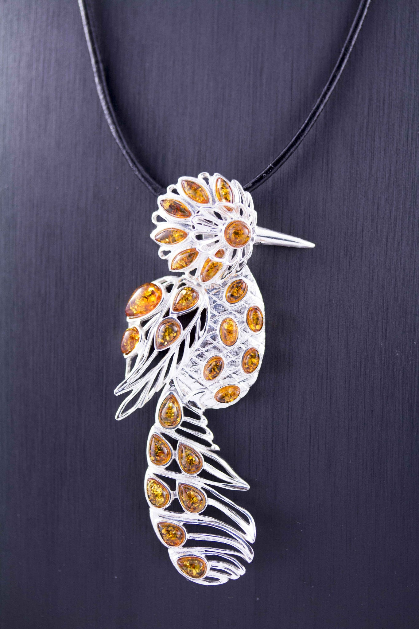 Unique baltic amber and sterling silver bird pendant amber tree unique baltic amber and sterling silver bird pendant mozeypictures Image collections