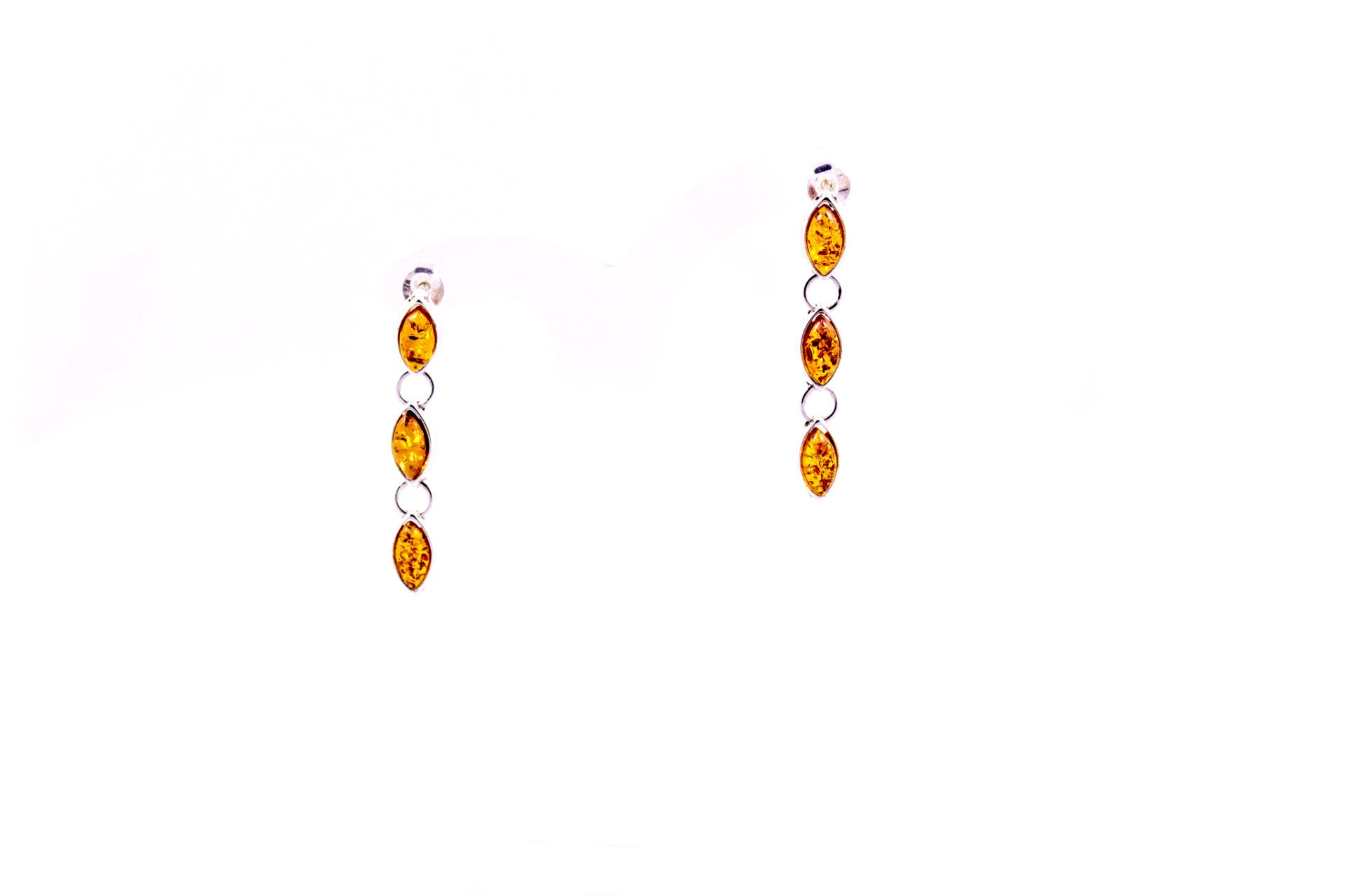 tone gold psychomoda dangly products earrings