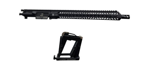 MAG-AD9 W/ MOD1 15'' KEYMOD 16.1''BARREL 9MM RIFLE UPPER KIT