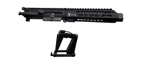 MAG-AD9 W/ MOD1 7'' KEYMOD 6''BARREL 9MM PISTOL UPPER KIT