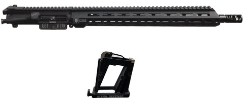 MAG-AD9 W/ MOD4 15'' M-LOK 16.1''BARREL 9MM RIFLE UPPER KIT