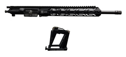 MAG-AD9 W/ MOD5 12'' M-LOK 16.1''BARREL 9MM RIFLE UPPER KIT