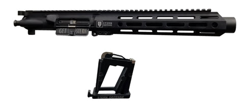 MAG-AD9 W/ MOD4 10'' M-LOK  8.5'' BARREL 9MM PISTOL UPPER KIT