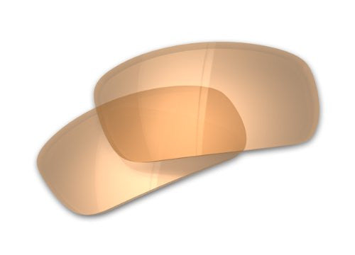 Khor Replacement Lenses — Amber