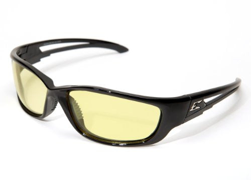 Kazbek XL — Black Frame / Yellow Vapor Shield Lens