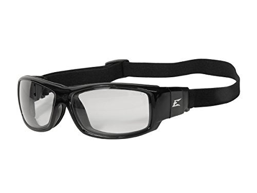 Caraz Conversion Kit — Black Frame & Strap / Clear Vapor Shield Lens