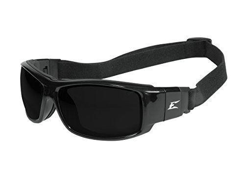 Caraz Conversion Kit — Black Frame & Strap / Smoke Vapor Shield Lens