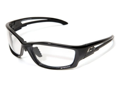 Kazbek — Black Multi-Fit Frame / Clear Vapor Shield Lens