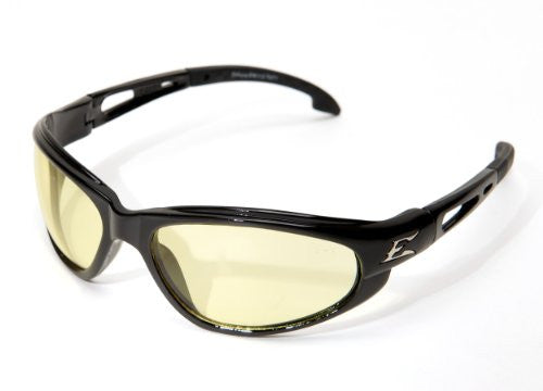 Dakura — Black Frame / Yellow Vapor Shield Lens