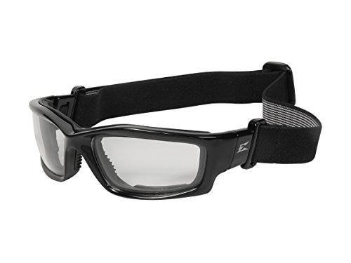 Kazbek Conversion Kit — Black Frame & Strap / Clear Vapor Shield Lens