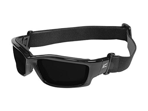 Kazbek Conversion Kit — Black Frame & Strap / Smoke Vapor Shield Lens