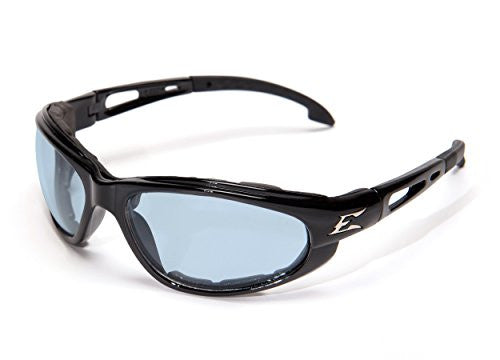 Dakura — Black Frame with Gasket / Light Blue Vapor Shield Lens