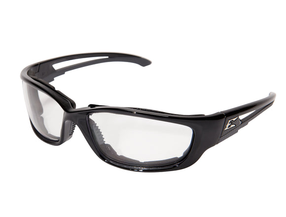 Kazbek XL — Black Frame with Gasket / Clear Vapor Shield Lens