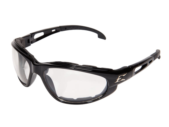Dakura — Black Frame with Gasket / Clear Vapor Shield Lens
