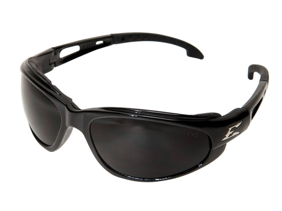 Dakura — Black Frame with Gasket / Smoke Vapor Shield Lens