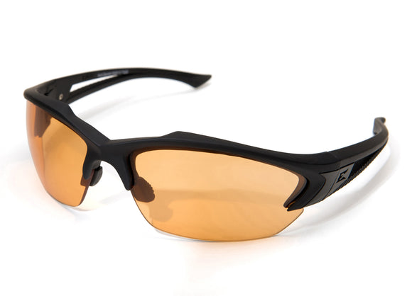 Acid Gambit – Soft-Touch Matte Black Frame / Tiger's Eye Vapor Shield Lens
