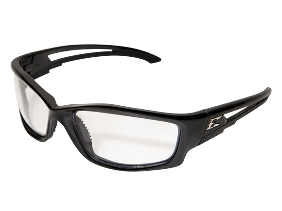 Kazbek — Black Frame / Clear Vapor Shield Lens