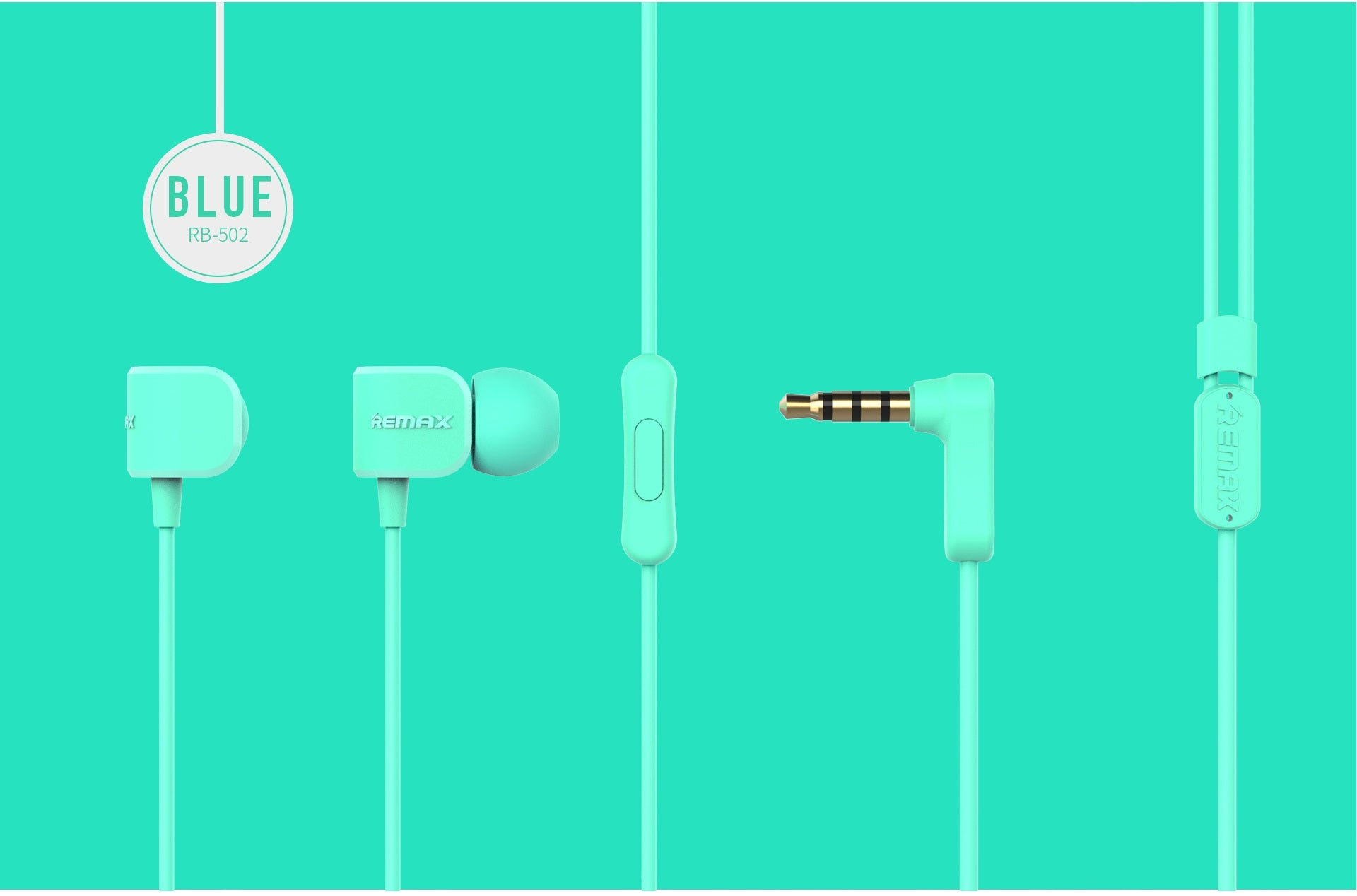 REMAX Official Store -Headphone RM-502