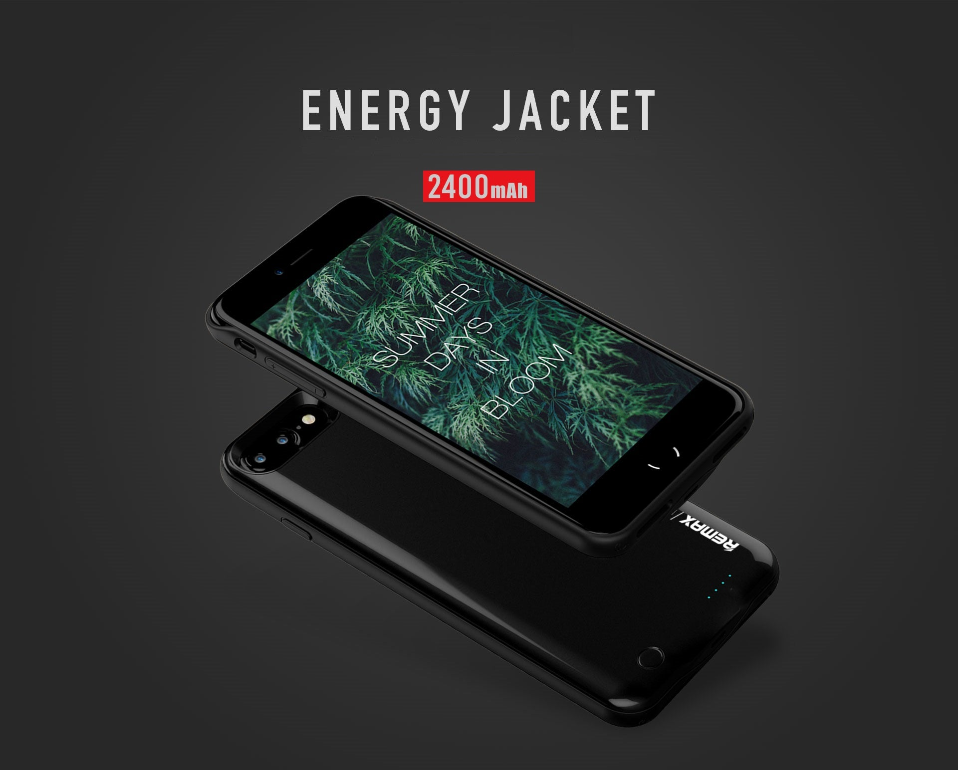 REMAX Official Store - PowerBank Penen Energy Jacket For iPhone 7