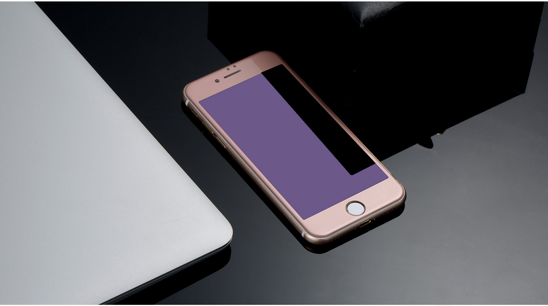 REMAX Official Store - Tempered Glass Anti-Blue Ray Gener 3D Full Cover iPhone 6/6S/7/Plus