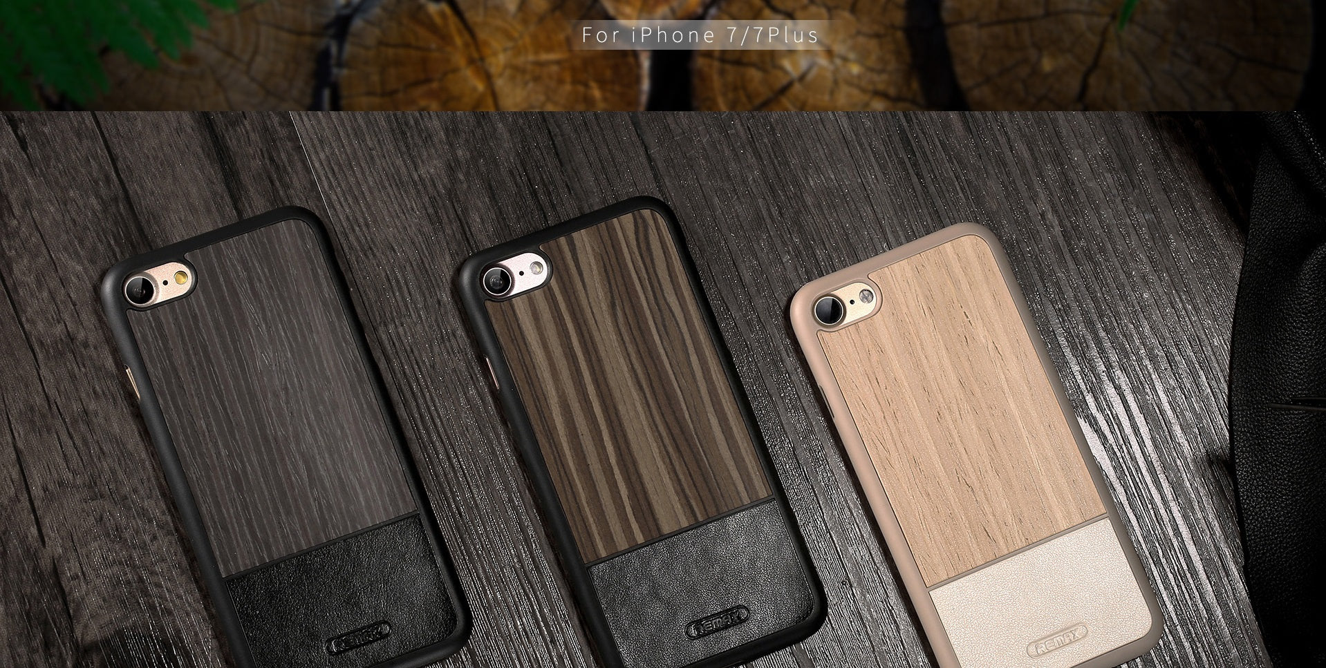 REMAX Official Store - Case Mugay series iPhone 7/7 Plus