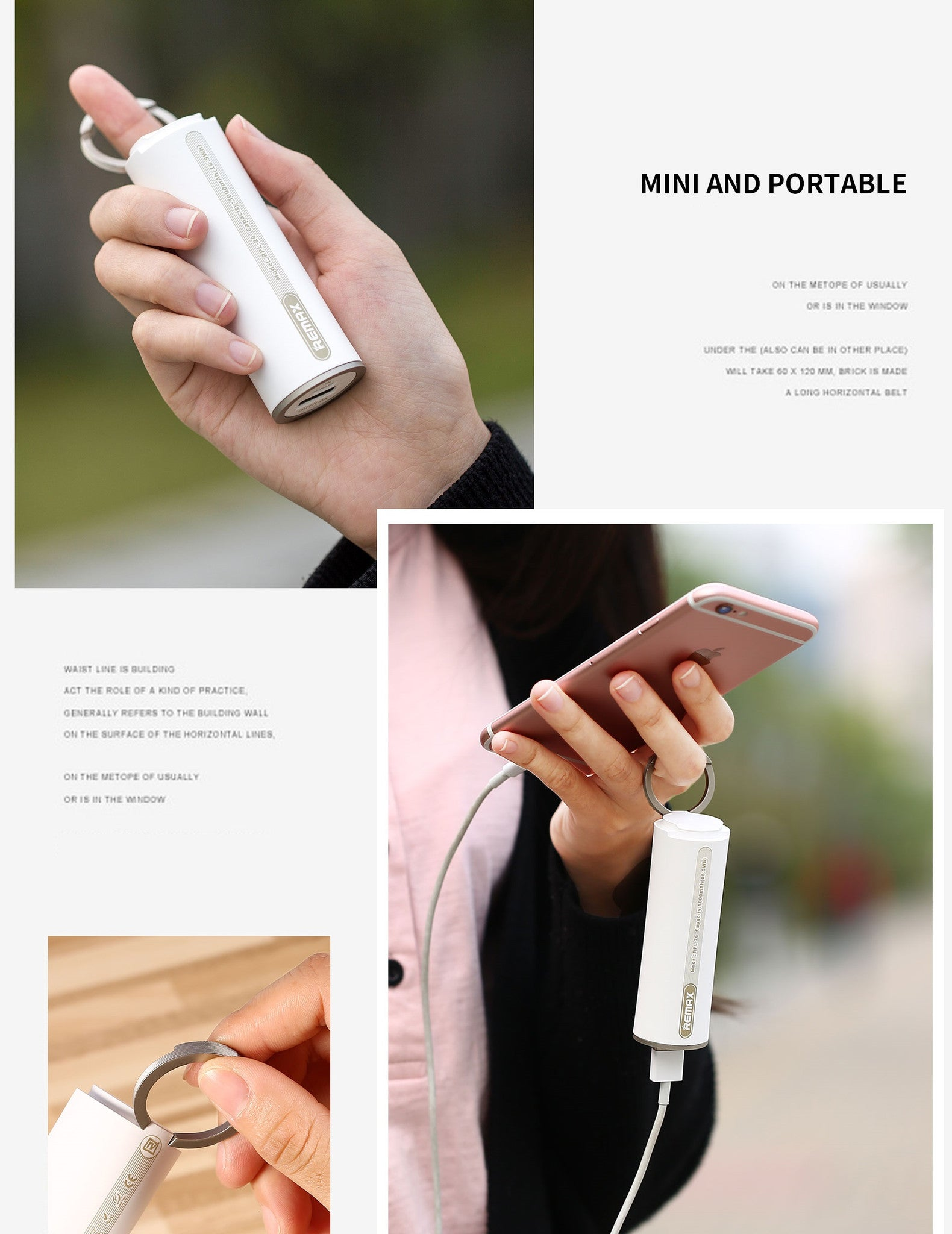 REMAX Official Store - Ring Holder Power Bank 50000mAh RPL-26