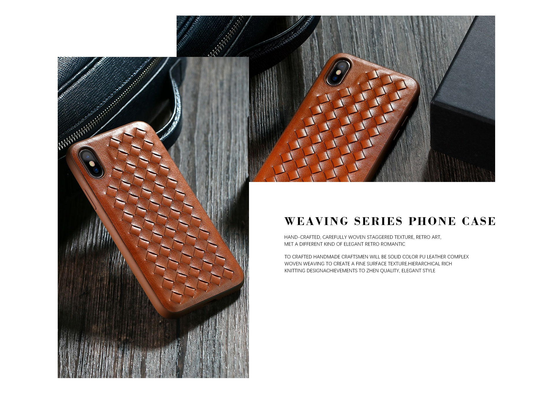 REMAX Official Store - Case Weave iPhone X