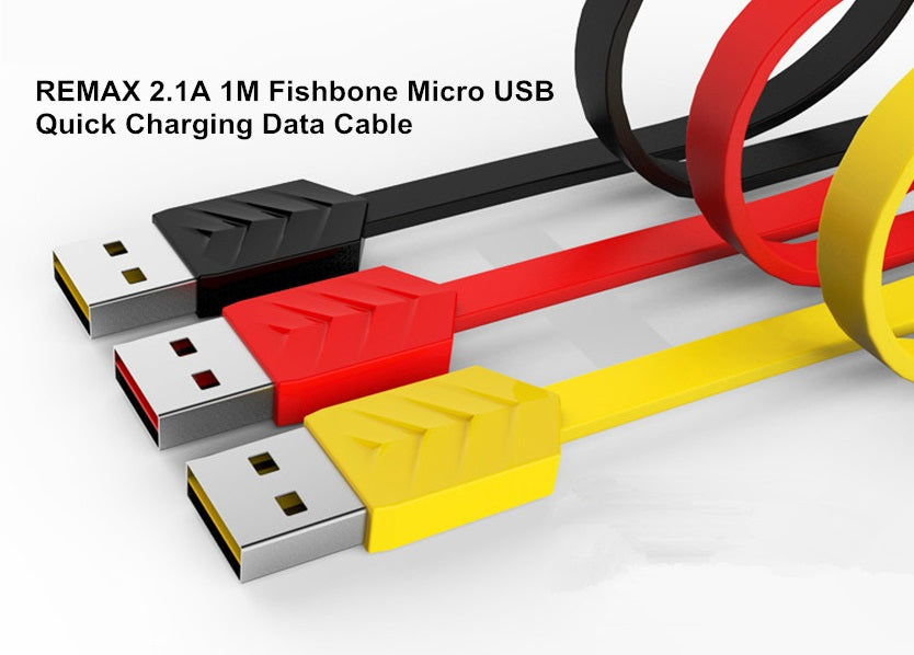 REMAX Official Store - Data Cable Fishbone