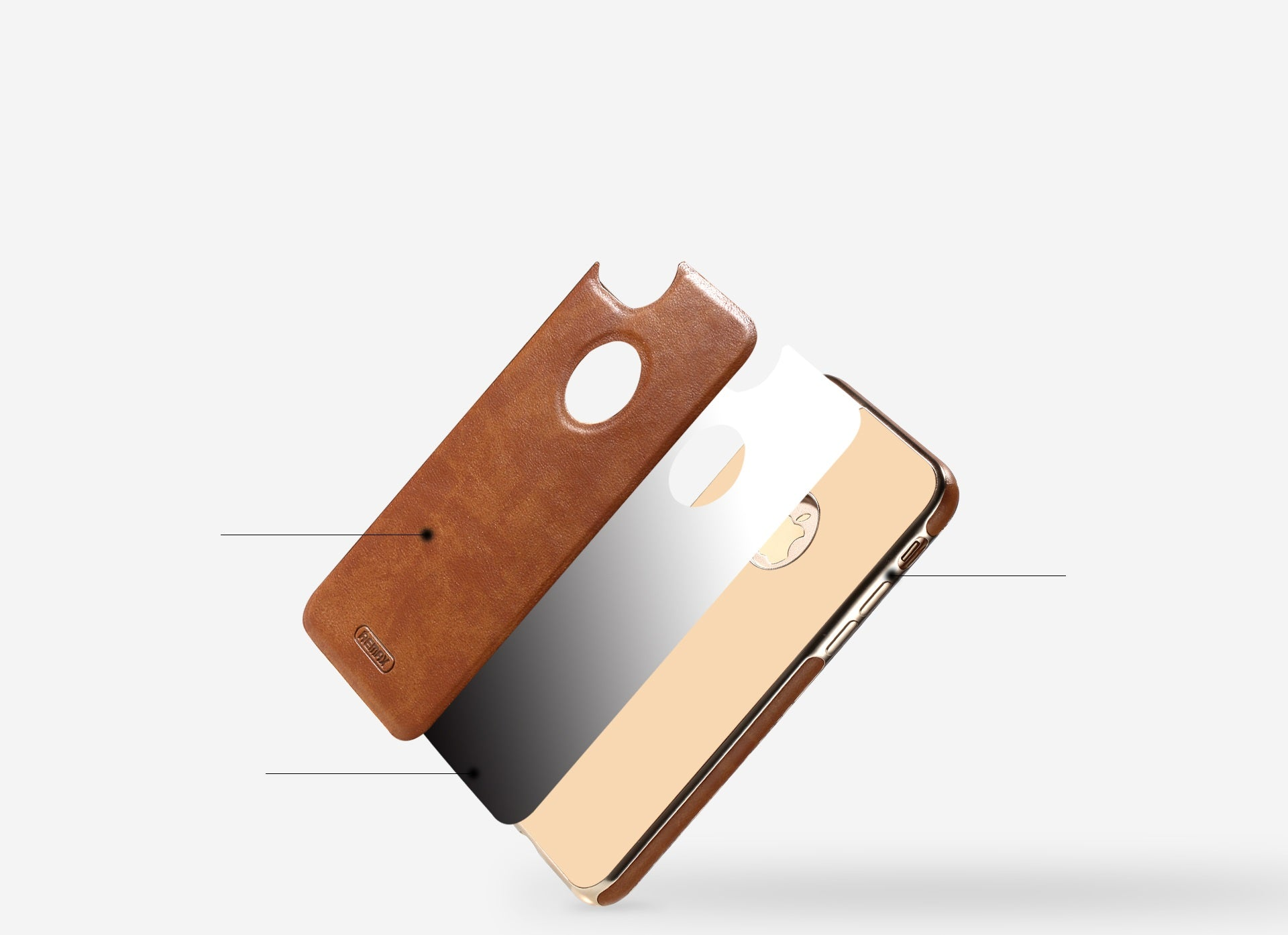 REMAX Official Store - Case Beck iPhone 7/7/Plus