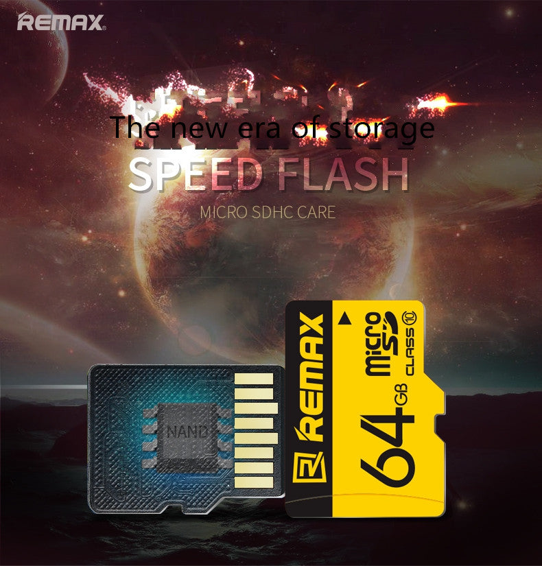 IREMAX USA 64GB TF Micro SD High-speed Memory Card